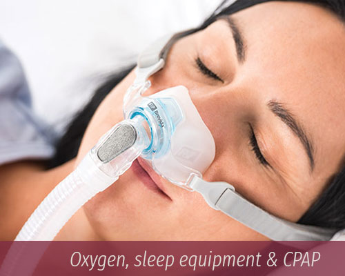 CPAP Machines and medical oxygen Coffs Coast